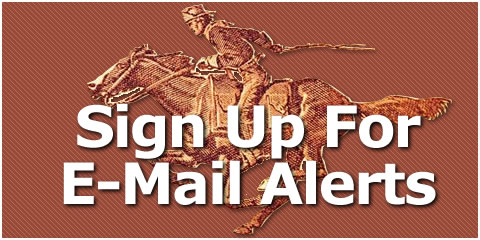 Sign Up For E-Mail Alerts